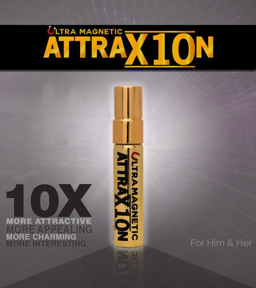 (50 pieces) Ultra-Magnetic AttraX10n Fragrance for Men - successmall