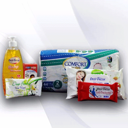 <p>Rebate Points = 2.93<br/></p>Baby Package - successmall