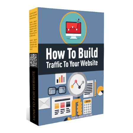 <p>Rebate Points = 5<br/></p>HOW TO BUILD TRAFFIC TO YOUR WEBSITE