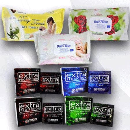 <p>Rebate Points = 0.98<br/></p>Condom + Wet Wipes - successmall