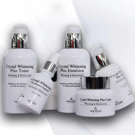 <p>Rebate Points = 29.49<br/></p>Crystal Whitening Line Package - successmall