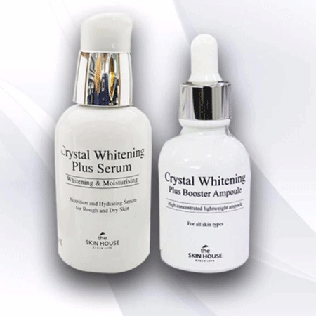 <p>Rebate Points = 11.70<br/></p>Crystal Whitening Serum & Ampoule - successmall