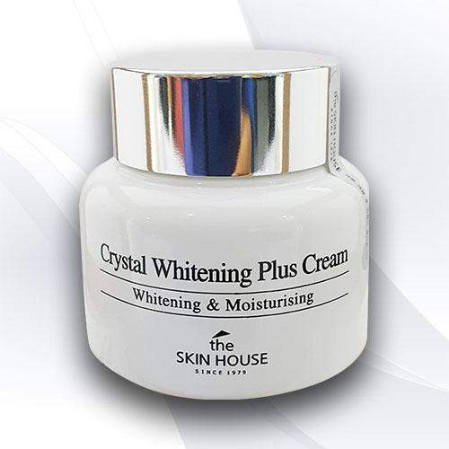 <p>Rebate Points = 2.48<br/></p>The Skin House Crystal Whitening Plus Cream