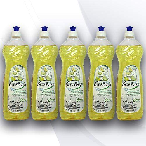 <p>Rebate Points = .95<br/></p>Deep Fresh Dishwashing Liquid Yellow - successmall