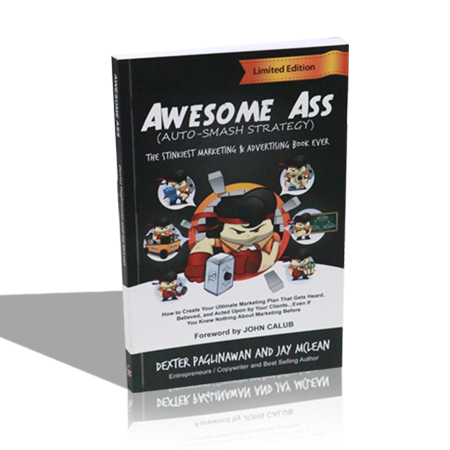 <p>Rebate Points = .67<br/></p>Awesome Ass (Auto-Smash Strategy) The Tinkiest Marketing & Advertising Book Ever - successmall