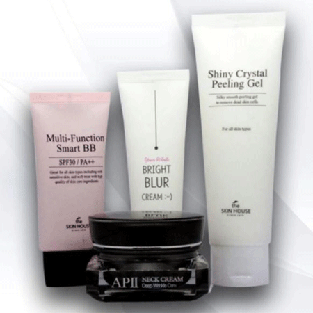 <p>Rebate Points = 20.94<br/></p>Facial Skin Care Package - successmall