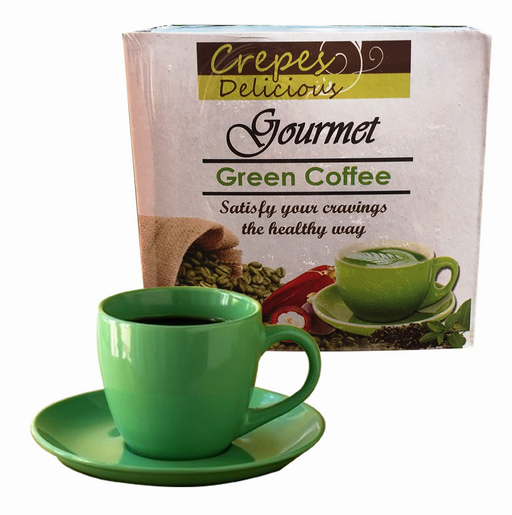 Crepes Delicious -Gourmet Green Coffee - successorize