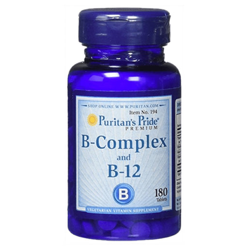 <p>Rebate Points = 3.2<br/></p>Vitamin B-Complex And Vitamin B-12 - successmall