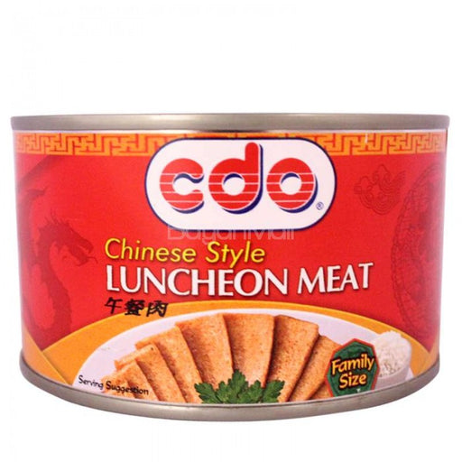 <p>Rebate Points = 0.009<br/></p> CDO CHINESE STYLE LUNCHEON MEAT 350G - successmall