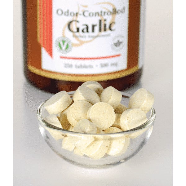 <p>Rebate Points = 5.07<br/></p>Odor-Controlled Garlic 500 mg