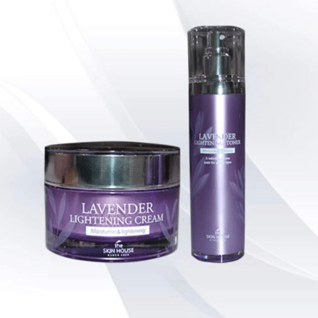 <p>Rebate Points = 18.60<br/></p>Lavender Lightening Cream & Toner - successmall