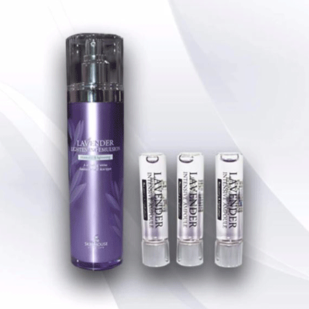 <p>Rebate Points = 16.62 <br/></p>Lavender Lightening Emulsion & Ampoule - successmall