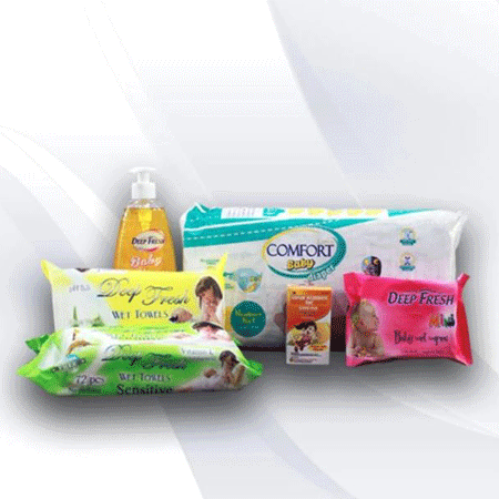 <p>Rebate Points = 3.08<br/></p>Newborn Package - successmall