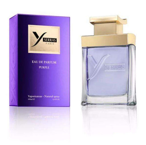 <p>Rebate Points = 9.83<br/></p>Yserras EDP Femme Purple 100mL