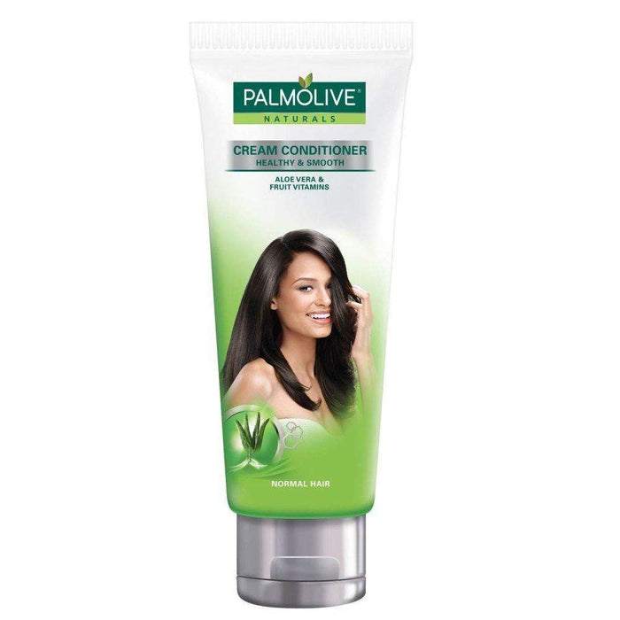 <p>Rebate Points = 0.23</p>Palmolive Naturals Healthy & Smooth Cream Conditioner (Aloevera & Fruit Vitamins) 180ml - successmall