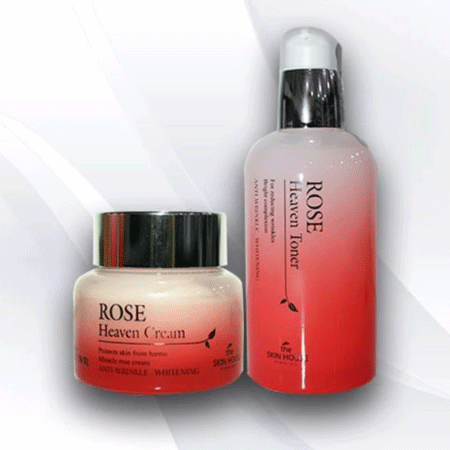 <p>Rebate Points = 11.00<br/></p>Rose Heaven Cream & Toner - successmall