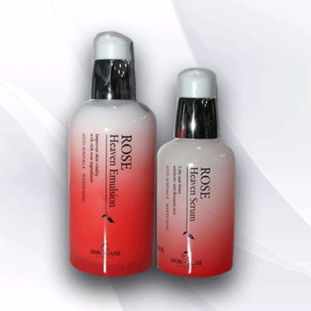 <p>Rebate Points = 11.47<br/></p>Rose Heaven Emulsion & Serum - successmall