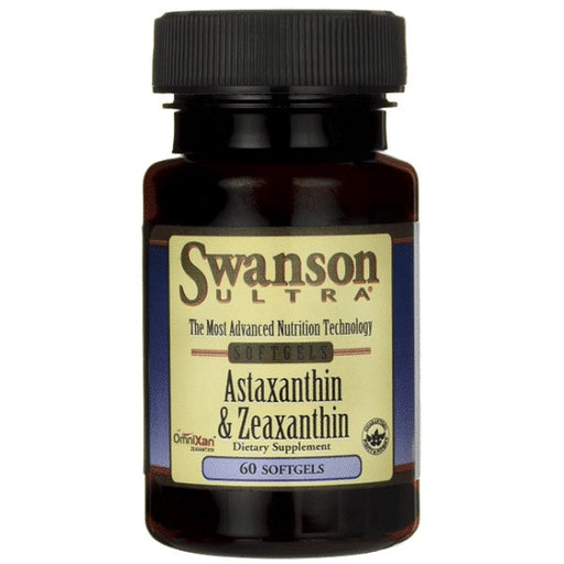 <p>Rebate Points = 8.53<br/></p>Astaxanthin & Zeaxanthin