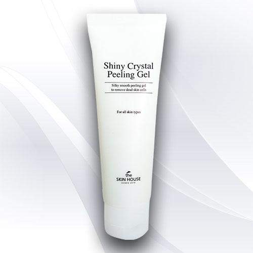 <p>Rebate Points = 2.48<br/></p>The Skin House Shiny Crystal Peeling Gel - successmall