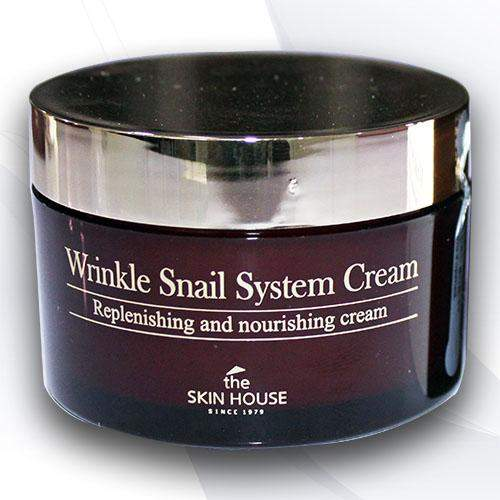 <p>Rebate Points = 5.17<br/></p>Wrinkle Snail System Cream - successmall