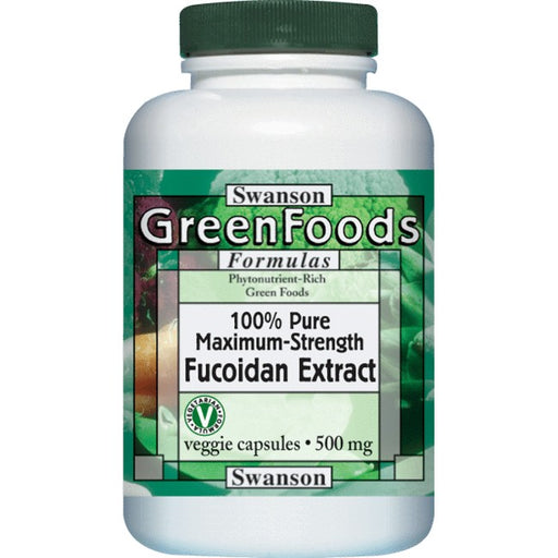 <p>Rebate Points = 8<br/></p>Fucoidan Brown Seaweed Extract 500 mg