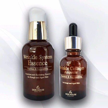 <p>Rebate Points = 12.88<br/></p>Wrinkle System Essence & Ampoule - successmall