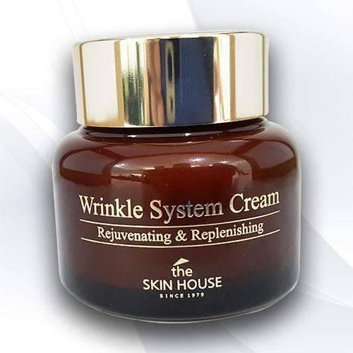 <p>Rebate Points = 3.55<br/></p>Wrinkle System Cream