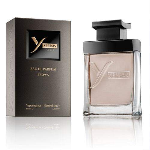 <p>Rebate Points = 9.83<br/></p>Yserras Eau de Parfum Homme Brown 100mL