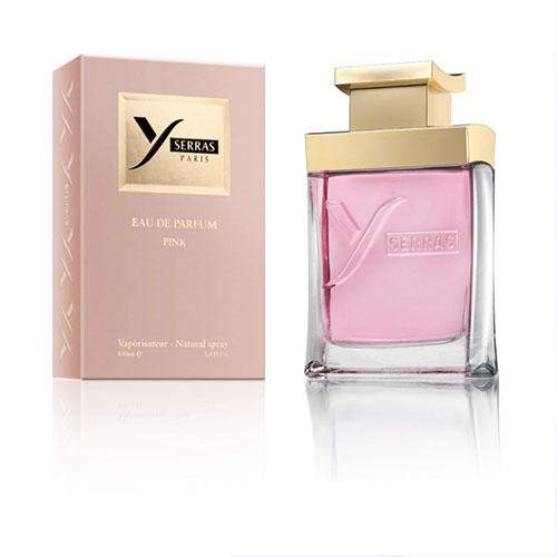 <p>Rebate Points = 9.83<br/></p>Yserras Eau de Parfum Femme Pink 100mL