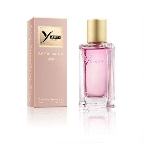 <p>Rebate Points = 4.74<br/></p>Yserras Eu De Parfum Femme Pink 30mL - successmall