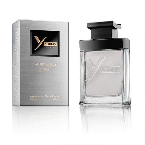 <p>Rebate Points = 9.83<br/></p>Yserras Eau de Parfum Homme Silver 100mL