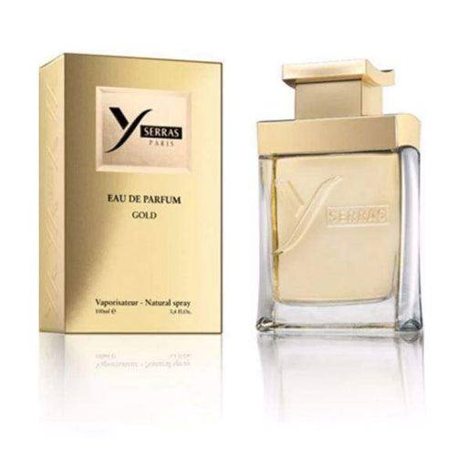 <p>Rebate Points = 9.83<br/></p>Yserras Eau de Parfum Femme Gold 100mL