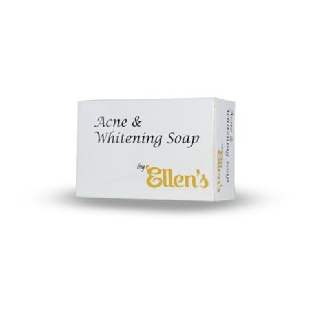 <p>Rebate Points = .12<br/></p>Acne and Whitening Soap (Yellow-130g) - successmall