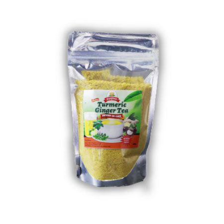<p>Rebate Points = .23<br/></p>Turmeric Ginger Tea (7 in One) 150g - successmall