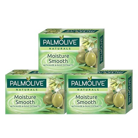 <p>Rebate Points =  0.35 </p>Palmolive Naturals Moisture Smooth Body Wash (smooth skin) 90ml Pack of 3
