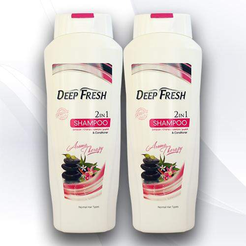 <p>Rebate Points = 1.23<br/></p>Deep Fresh 2-in-1 Shampoo Aromatherapy