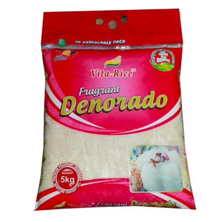 <p>Rebate Points = .45<br/></p>Vita-Rice Denurado 5KG