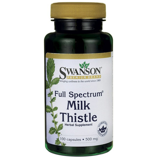 <p>Rebate Points = 1.87<br/></p>Milk Thistle 500 mg - successmall
