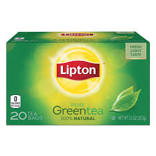 <p>Rebate Points = 0.30<br/></p>Lipton Green Tea, Lemon Ginseng 20 Tea Bags - successmall