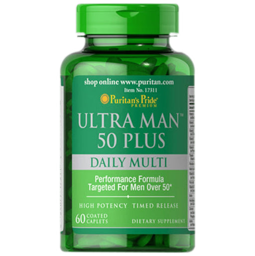 <p>Rebate Points = 4.8<br/></p>Ultra Man 50 Plus - successmall