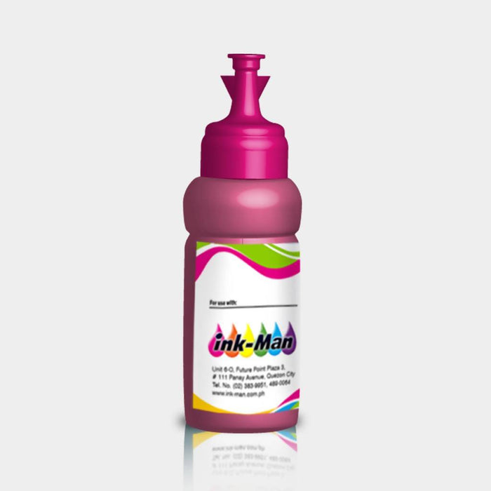 Ink Man Compatible Ink (MAGENTA) - successmall