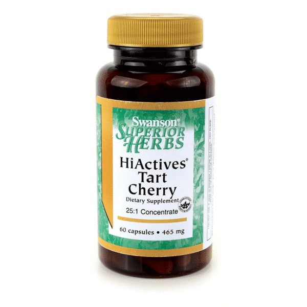 <p>Rebate Points = 3.2<br/></p>HiActives Tart Cherry 465 mg - successmall