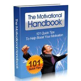 <p>Rebate Points = .47<br/></p>THE MOTIVATIONAL HANDBOOK - successmall