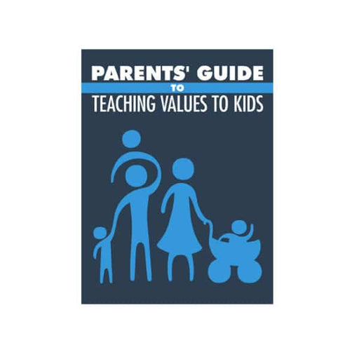 <p>Rebate Points = .38<br/></p>PARENTS GUIDE TO TEACHING VALUES TO KIDS