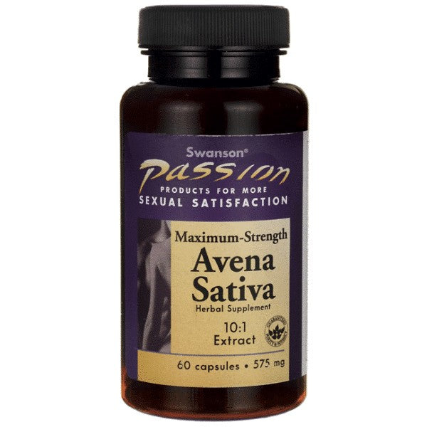 <p>Rebate Points = 1.87<br/></p>Max Strength Avena Sativa Male Stamina 575 mg - successmall