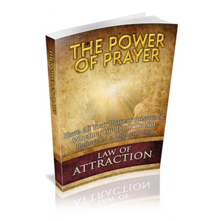 <p>Rebate Points = 5<br/></p>The Power Of Prayer - successmall
