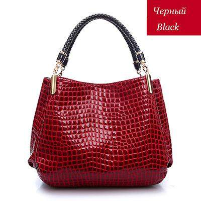 Famous Designer Brand Bags Women Leather Handbags 2016 Luxury Ladies Hand Bags Purse Fashion Shoulder Bags Bolsa Sac Crocodile