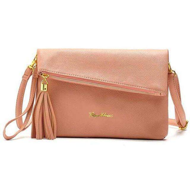 Angel Voices!Women Bags Casual Women Messenger Bag Women PU Handbags Women Famous Brands Shoudler Bag Clutch Bags Bolsa Feminina