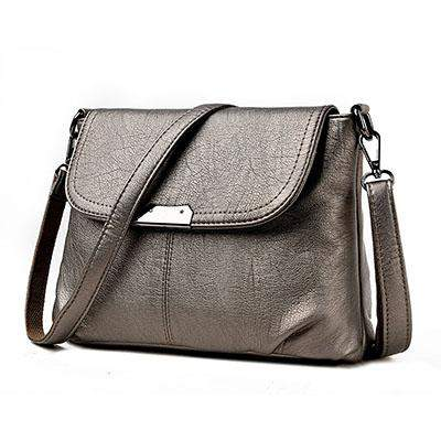 DIZHIGE Brand 2017 High Quality Women Messenger Bags Shoulder Luxury Handbags Women Bags Designer Leather Crossbody Bags Ladies - successmall