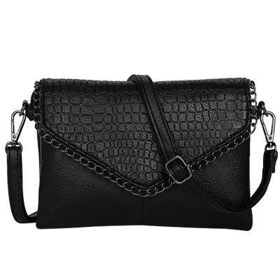 small alligator chains totes handbags hotsale women envelope clutch ladies party famous brand shoulder messenger crossbody bags